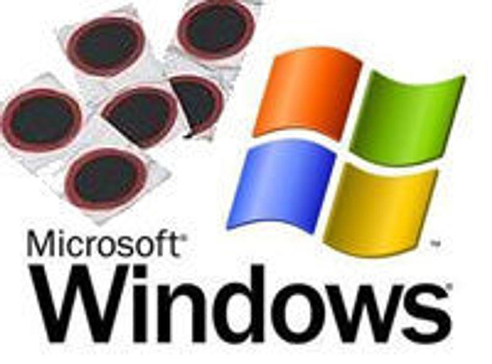 Massiv sikkerhetsoppdatering fra Microsoft