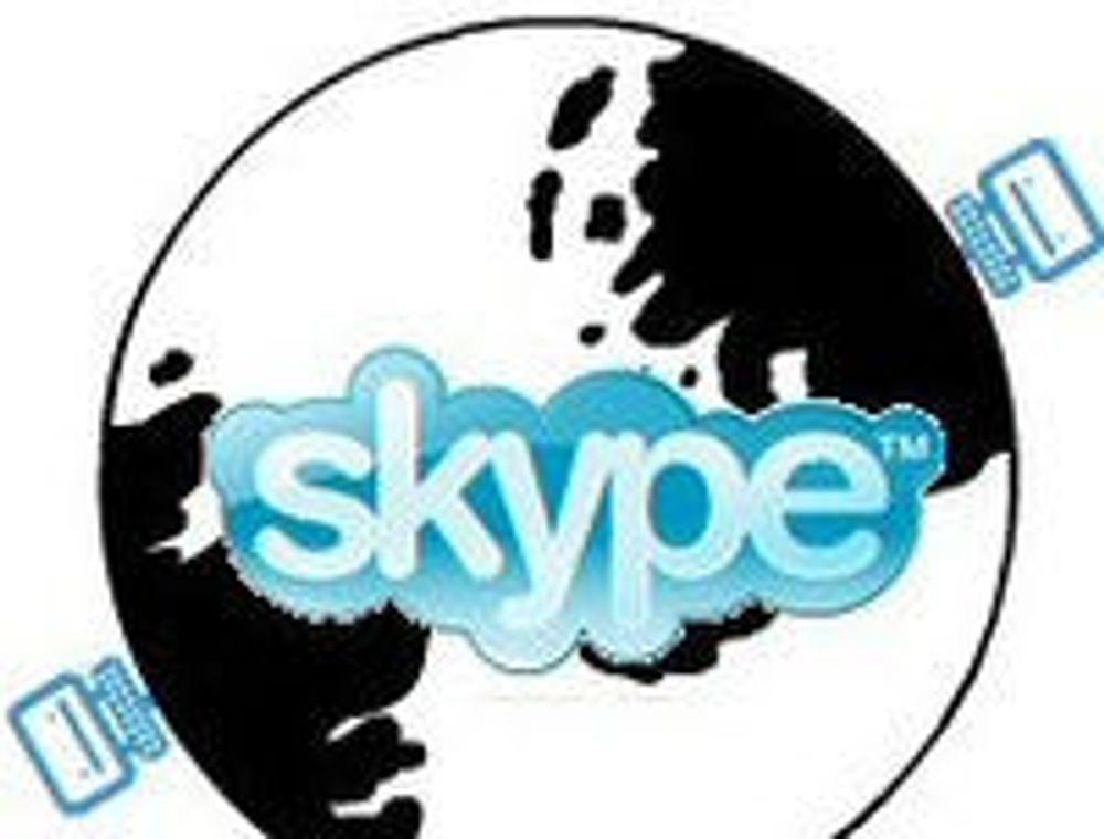 Skype for Windows får skjermdeling