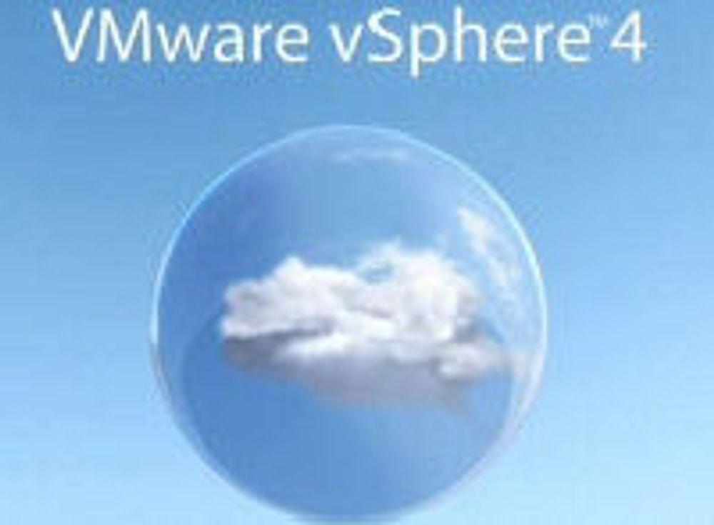 VMware klar med sitt nye hovedprodukt