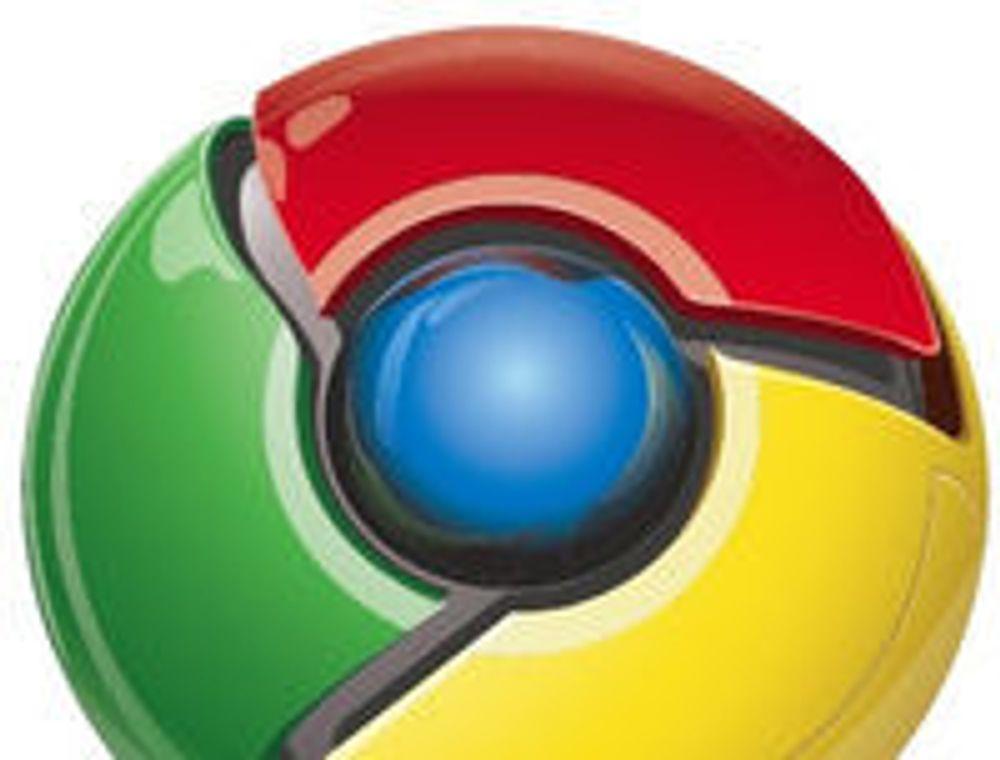 Solid fartsøkning for Google Chrome