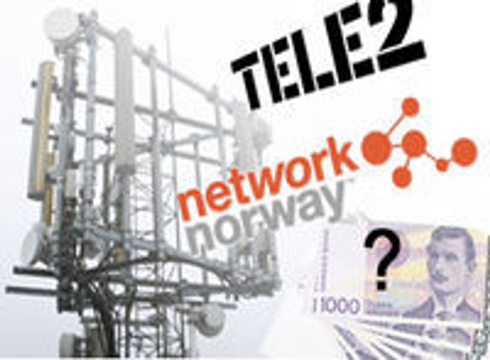 Gjør unntak for Norges tredje mobilnett