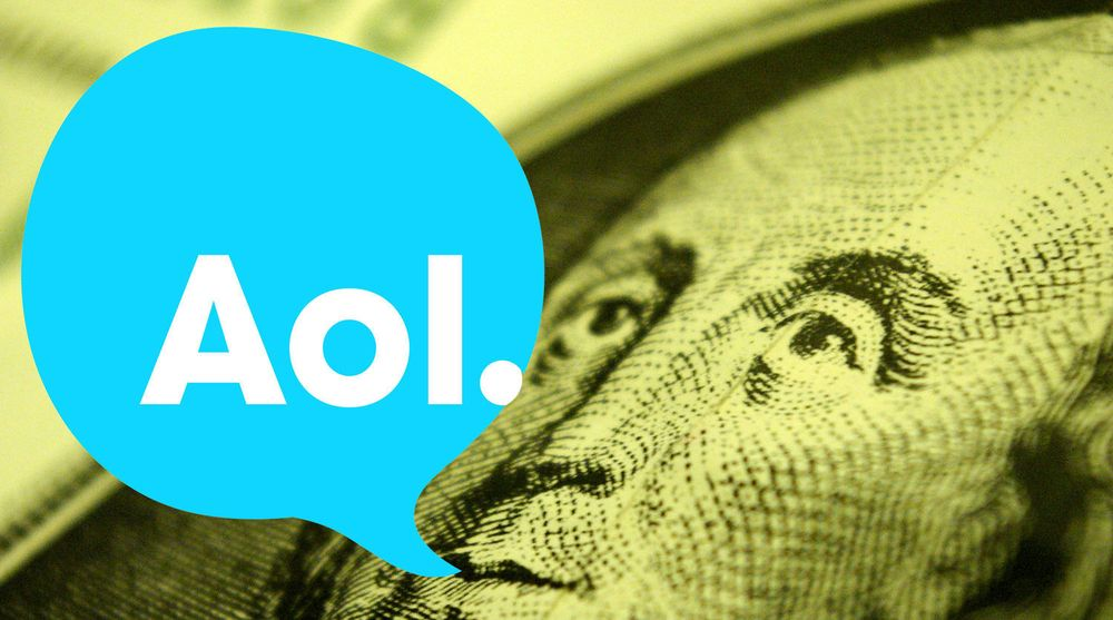 Verizon kjøper AOL for omtrent 4,4 milliarder dollar.