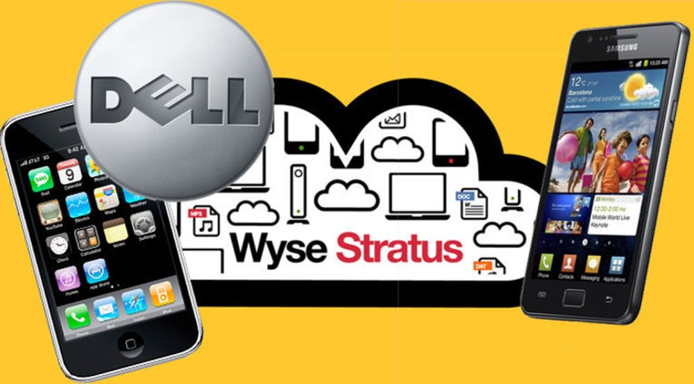 Med kjøpet av Wyse får Dell tak i Stratus, en løsning som Wyse utvikler for å kunne tilby fullverdig forvaltning av alle typer klienter mot alle typer brukere, som tjeneste fra nettskyen.