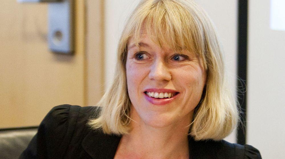 Regjeringen vil gi mediestøtte også til digitale publikasjoner. Det varsler kulturminister Anniken Huitfeldt.