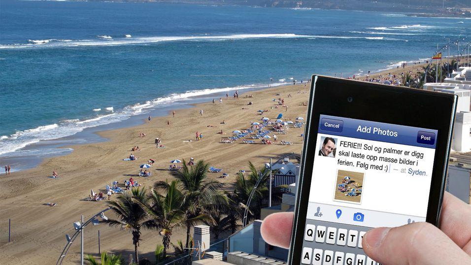 Det skal fortsatt bli gratis gjesting under den vanlige sydenreisen, men du kan ikke kjøpe mobilabonnement i utlandet og ta det med hjem uten å betale roamingavgift.