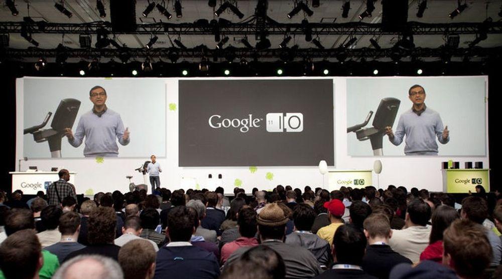 Fra hovedtalen til Vic Gundotra under Google I/O 2011.