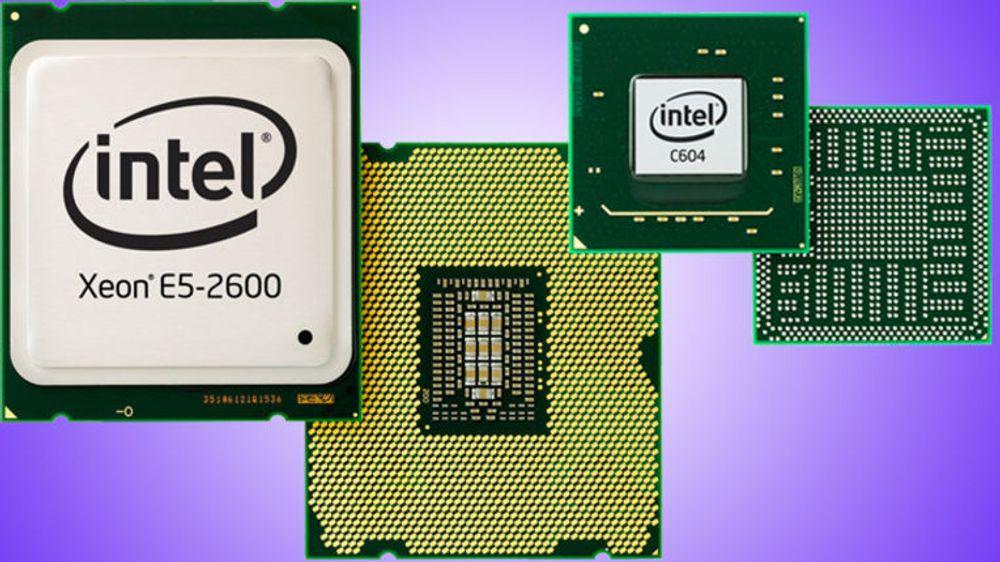 Intel opplevde kraftig vekst i omsetningen av selskapets halvlederprodukter i fjor. Dette inkluderte også selskapet prosessorer til pc-er og servere.