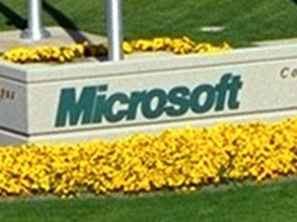 Microsoft tvinges til kostnadskutt
