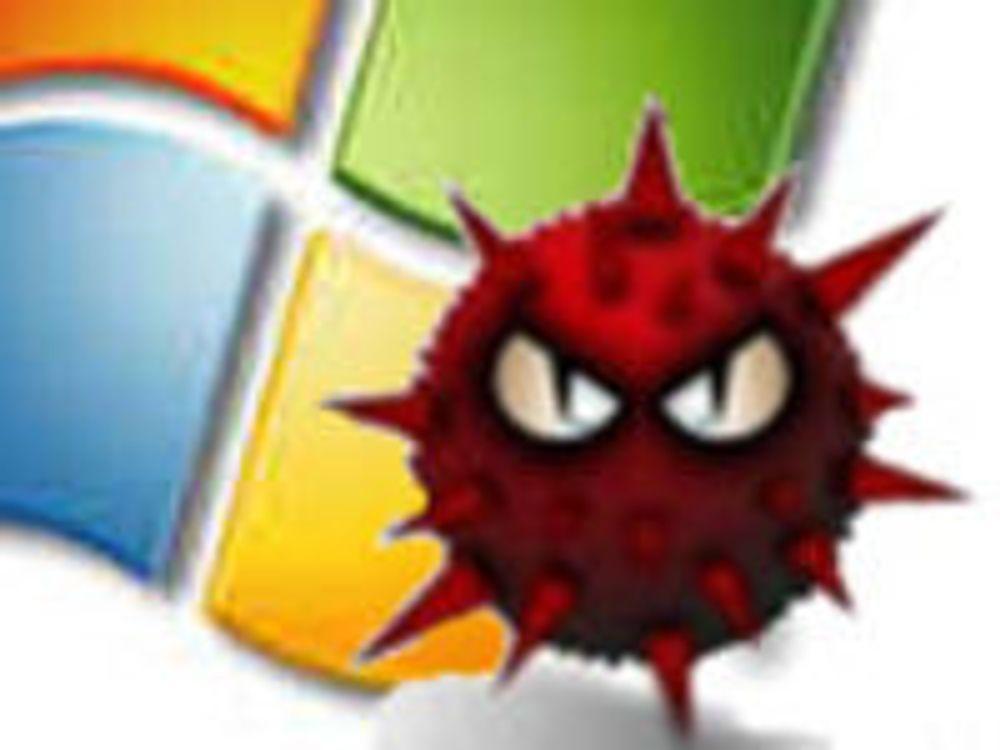 Angriper gammel Windows-sårbarhet