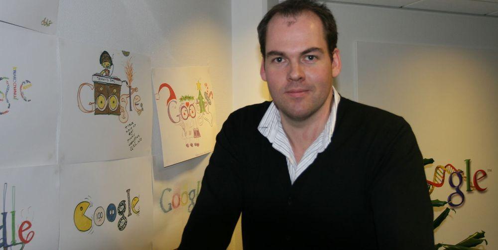 Knut Magne Risvik er sjef for Googles norske utviklerkontor i Trondheim. Nå forteller flere kilder at kontoret legges ned.