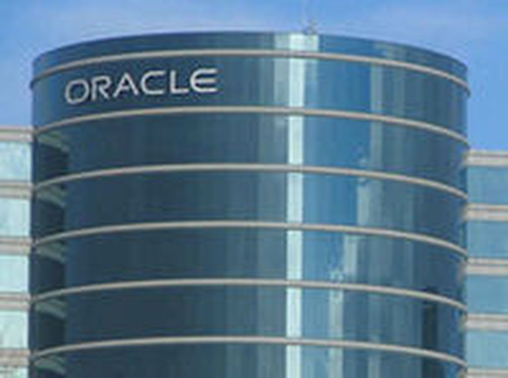 Beskjeden stabtrimming i Oracle