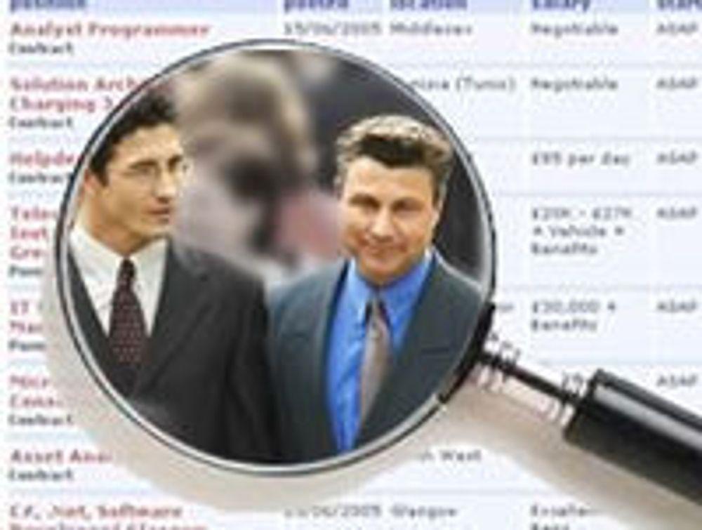 Lar ikke finanskrisen stoppe rekrutteringen