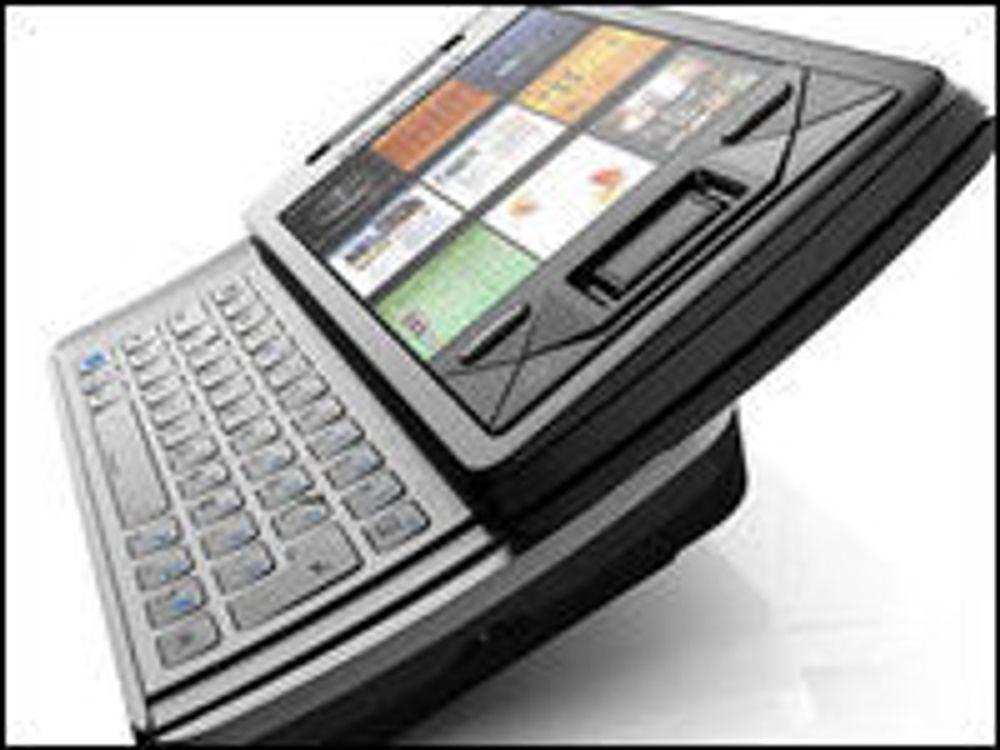 Skal satse mer på avanserte mobiler