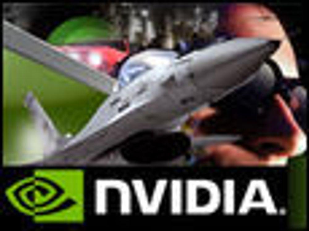 Nvidia gjeninnfører 3D-brillene