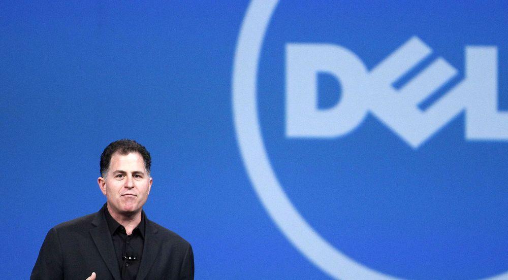 Gründer og toppsjef Michael Dell må bare konstatere at selskapet har store utfordringer å levere resultater i en tid hvor PC-salget faller kraftig.