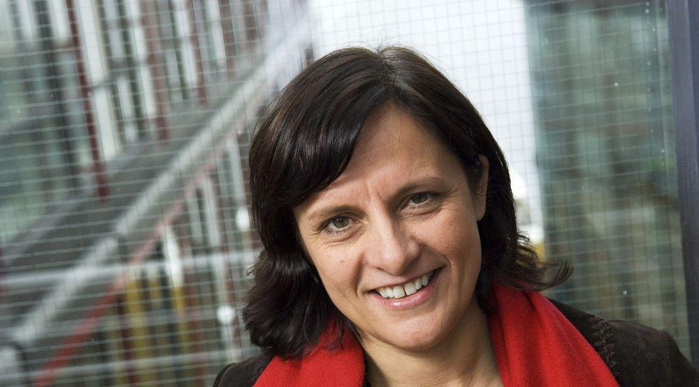 Cathrine Klouman er IT-direktør i DNB. Nå er hun i full gang med å sjekke leverandørmarkedet for IT-tjenester. Avtalen med Evry går ut 2014.