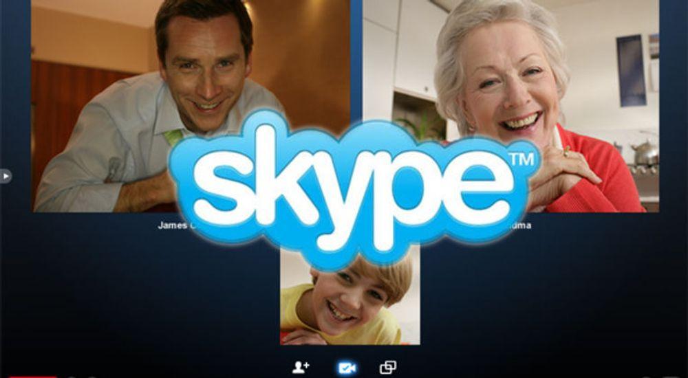 Brukerne kan puste lettet ut nå som Skype melder at faren er over.