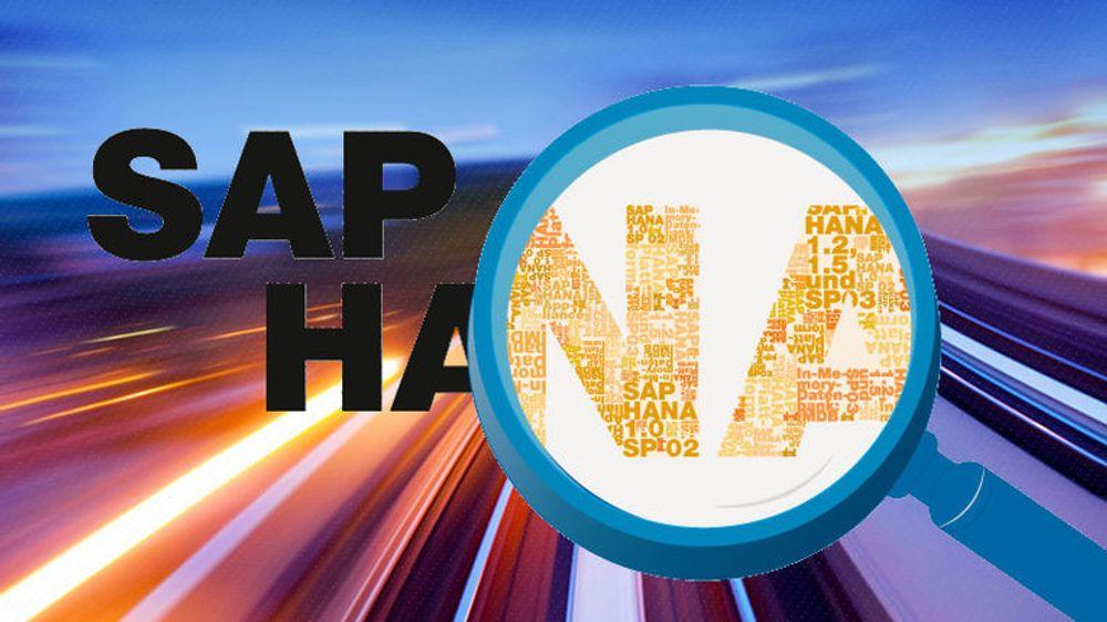 CRM er den første av SAPs forretningskritiske applikasjoner som gjøres tilgjengelig på i-minne-plattformen Hana.