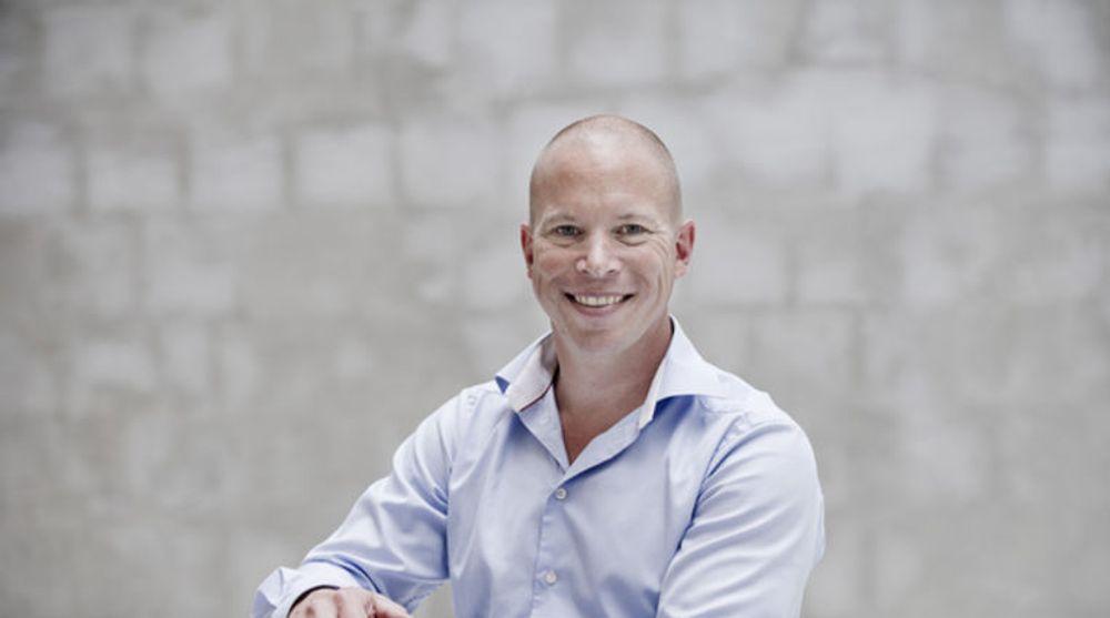 Ivar Sagmo, adm. direktør i Aims Innovation, er svært fornøyd med at selskapet han leder er plukket ut til å delta i Microsofts program for oppstartsbedrifter.