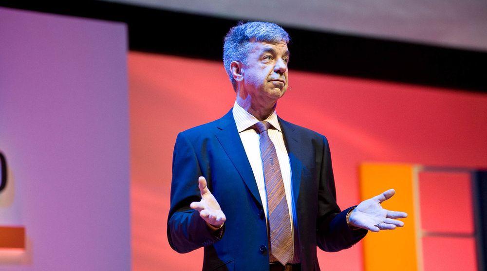 Steve Prentice er Research Fellow i Gartner, og en av selskapets mest profilerte analytikere.
