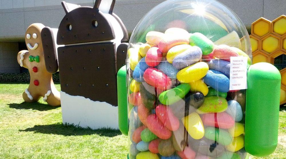 Android 4.1 Jelly Bean inkluderer en rekke nyheter, inkludert viktige sikkerhetsforbedringer.