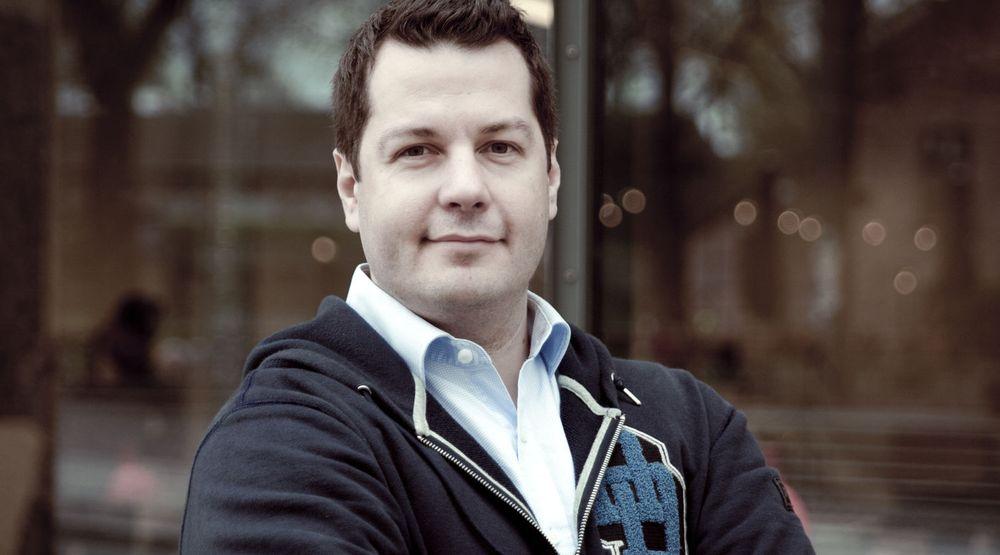 Roland Rabben startet opp Jotta i 2008 og siden har selskapet vokst kraftig. Lønnsomheten har også kommet -takket være svært billige og selvlagde lagringsservere.