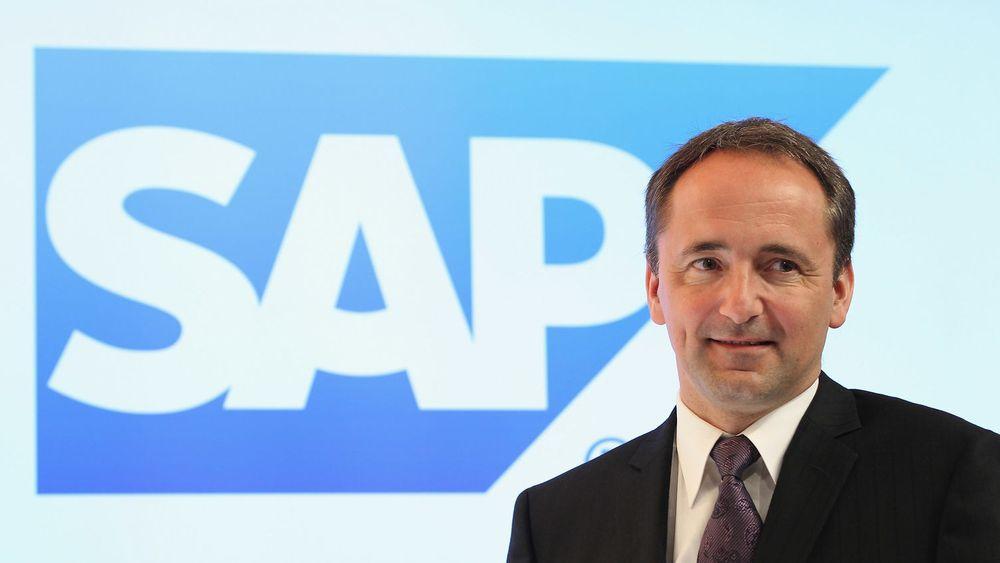 Jim Hagemann Snabe, sidestilt toppsjef i SAP sammen med Bill McDermott, mener framgangen skyldes SAPs kundesentrerte strategi for fornyelse.