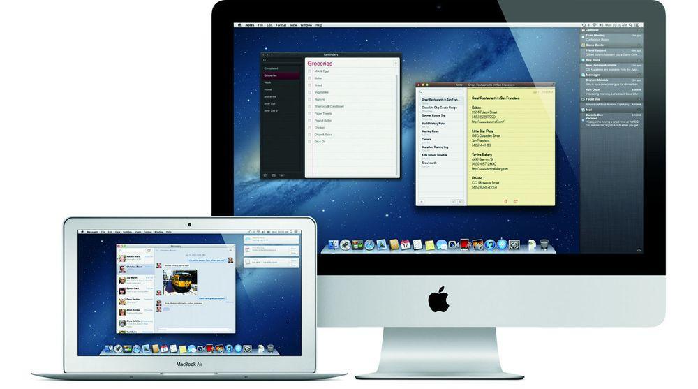 Brukere av Mac med OS X v10.6.8 eller nyere skal kunne oppgradere til Mountain Lion for omtrent 20 dollar.