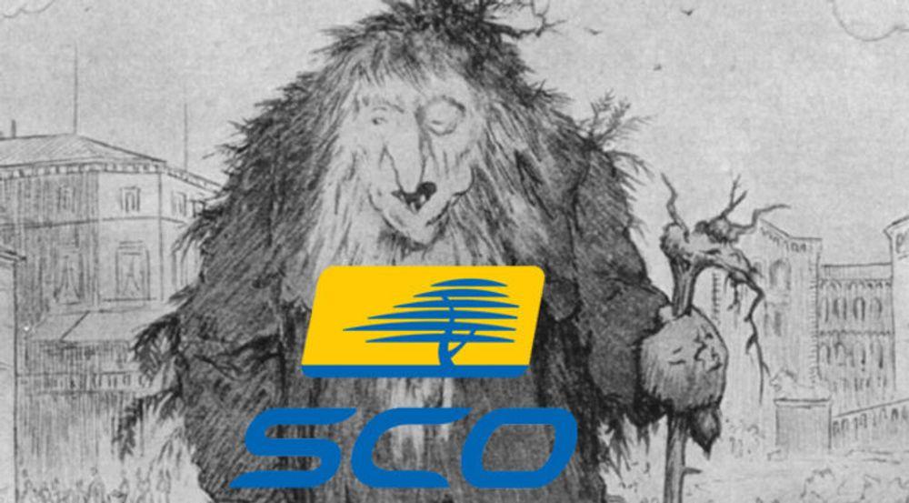 Enden er nær for SCO Group (også kjent som TSG Group).