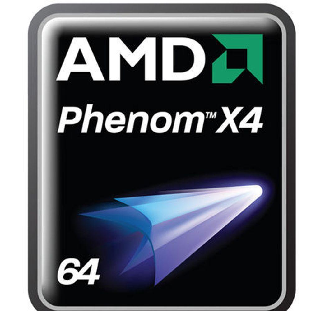 AMD lanserte Phenom med tre kjerner