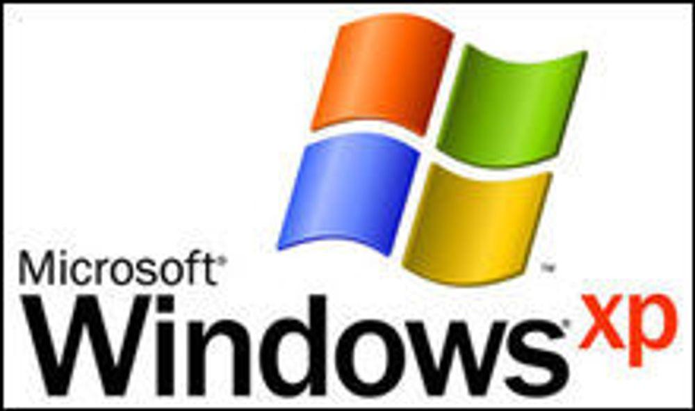 SP3 til Windows XP er ferdig