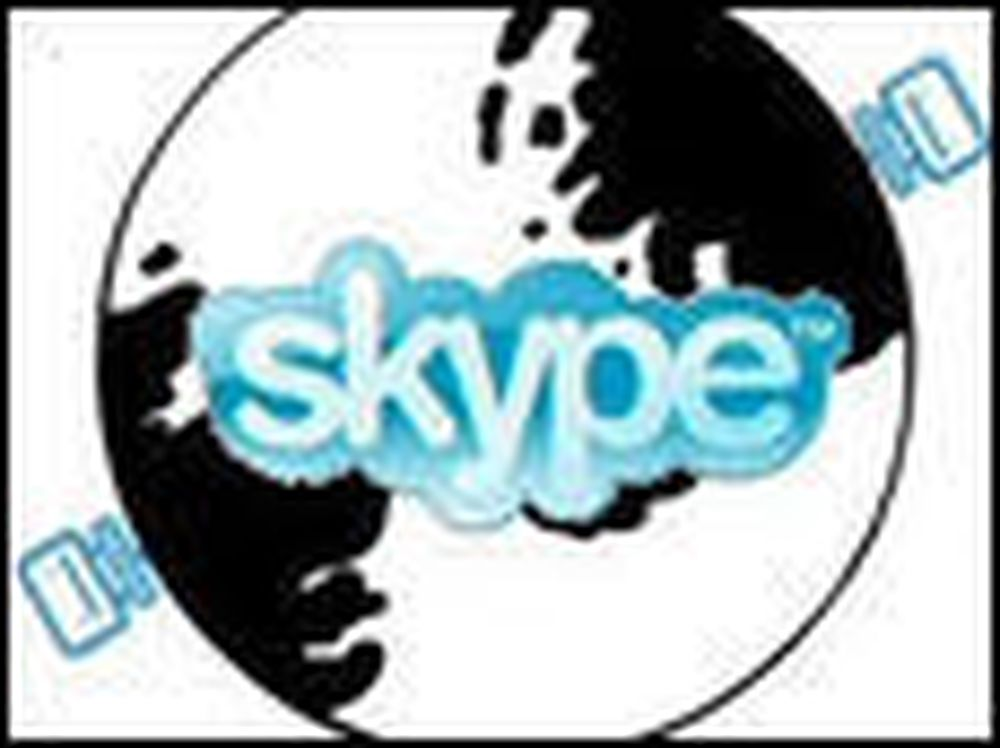 Skype med fastpris til utlandet