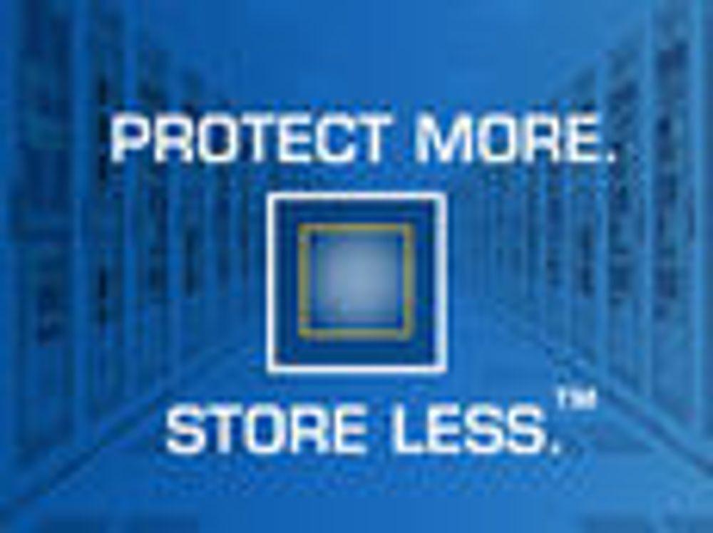 IBM satser på mer effektiv lagring