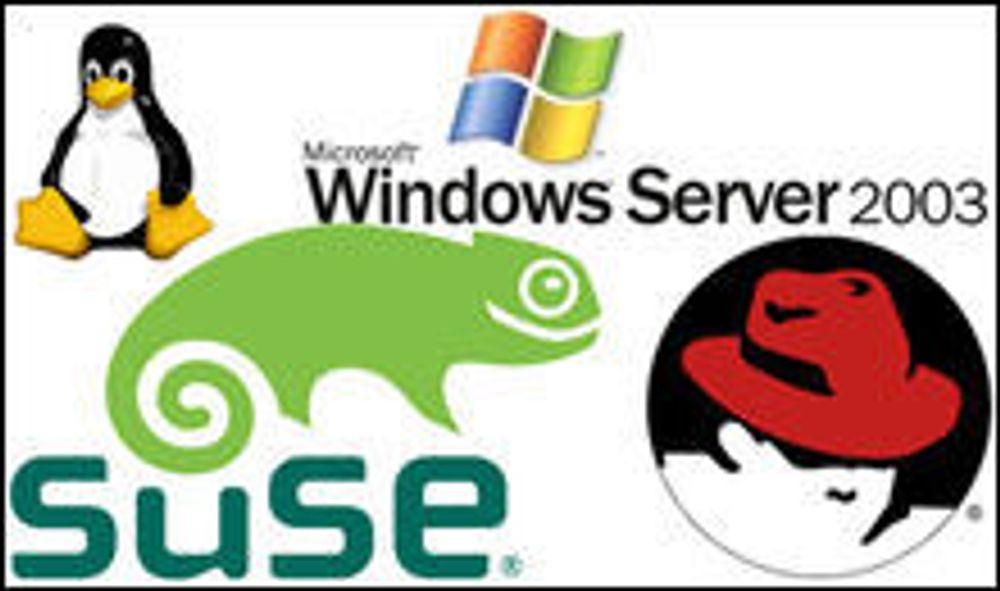 Nå er Linux-servere bedre enn Windows