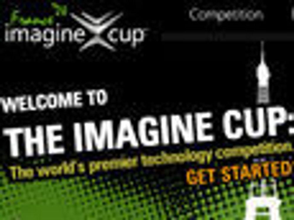 NITH-studenter videre i Imagine Cup