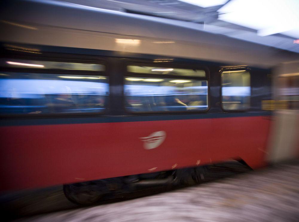 Mobilen blir togbillett