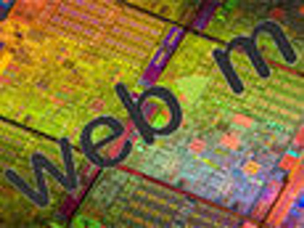 Brikkedesign for WebM kan brukes fritt