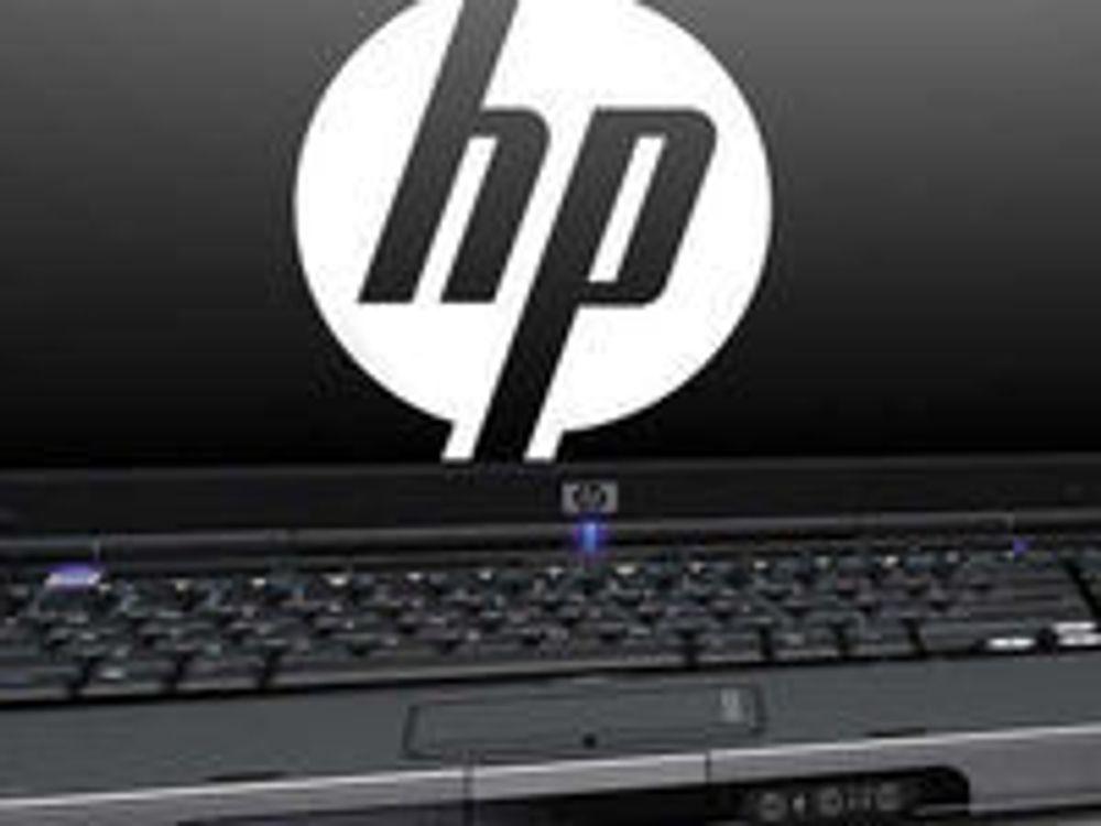 HP avviser rykte om salg av pc-divisjon