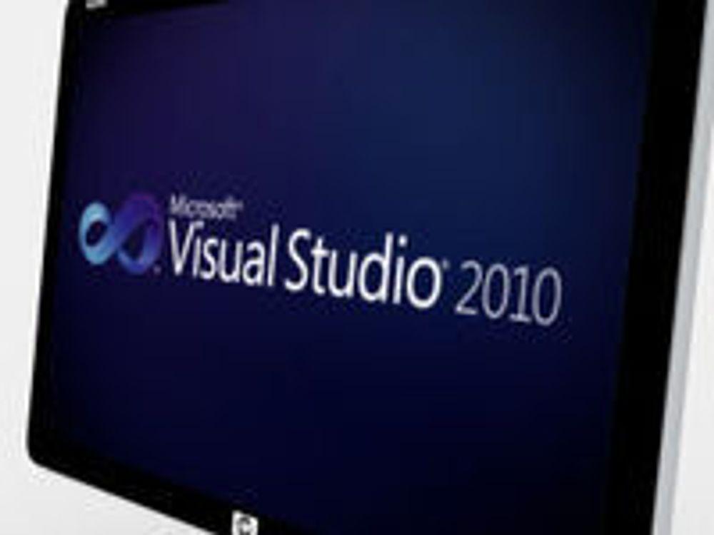 Microsoft forbedrer utviklingsverktøy