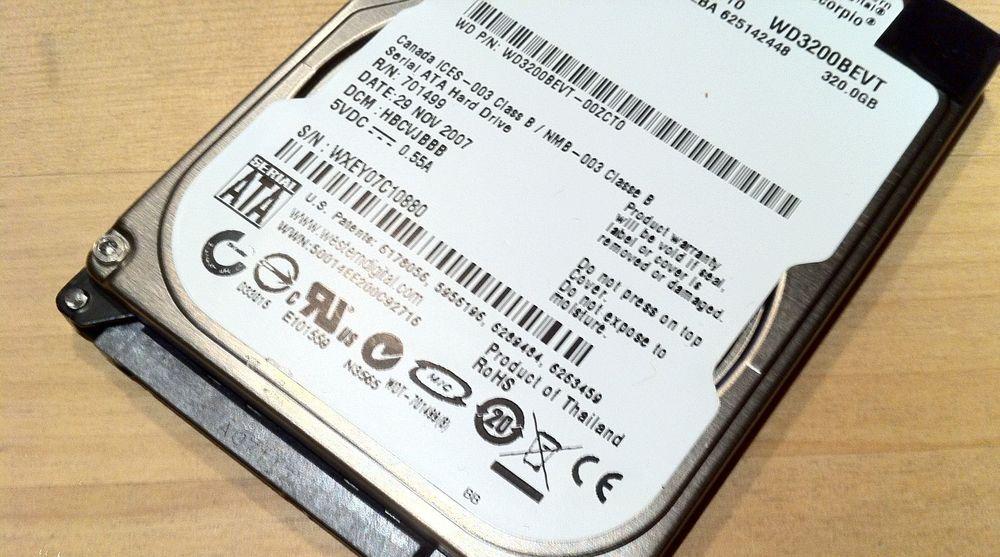 Harddisk-markedet vil slite i 2013, mener IHS iSuppli. Økt konkurranse fra SSD-markedet og kraftig nedgang i salget av PC-er er skylden.