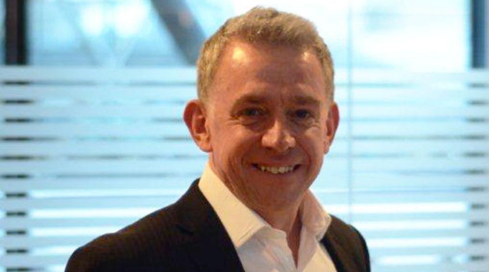Adam Lawson kommer fra en lang rekke lederstillinger i Trolltech og Nokia, sist som norgessjef for virksomheten.