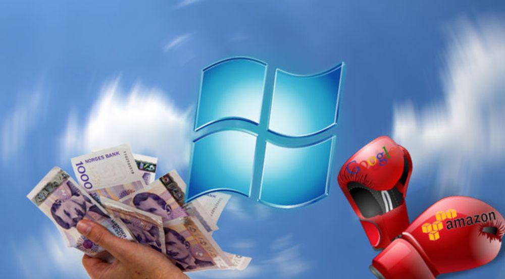 Selger du programvare som en tjeneste, er det mye å spare ved å plassere utsalgsstedet i et skatteparadis. Også i USA merker myndighetene minsket skatteinngang som følge av nettskyen.