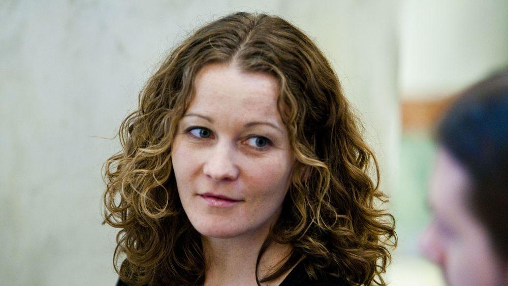Igjen røde tall for Redpill Linpro. Adm. direktør Margrethe Gleditsch må kutte kostnader.