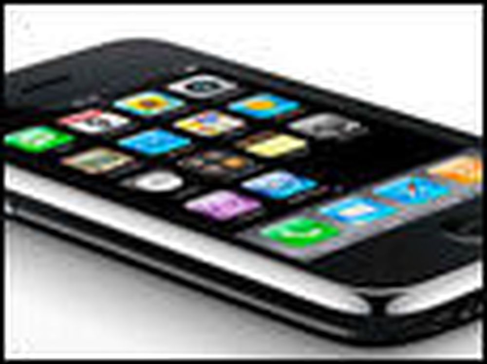 Apple kutter kostnader med iPhone 3G