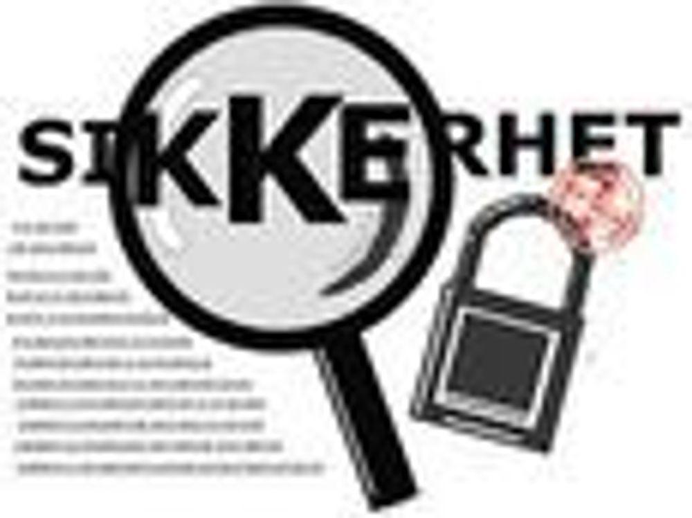Manglende datasikkerhet i det offentlige
