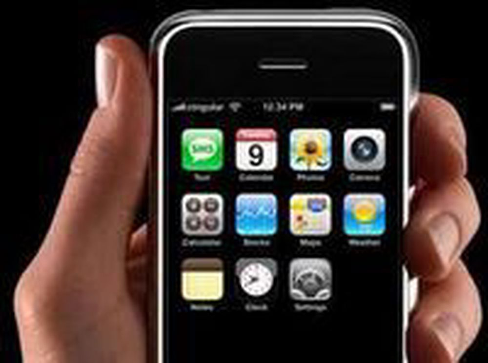 Apple nedgraderer iPhone-sporing