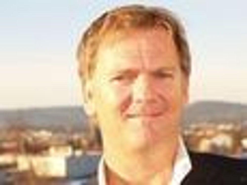Arild Westby er nordensjef for HPs pc-divisjon (PSG).