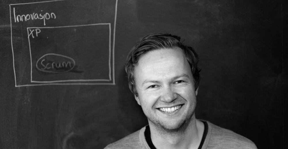 Anders Haugeto er partner i systemutviklingsselskapet Iterate.