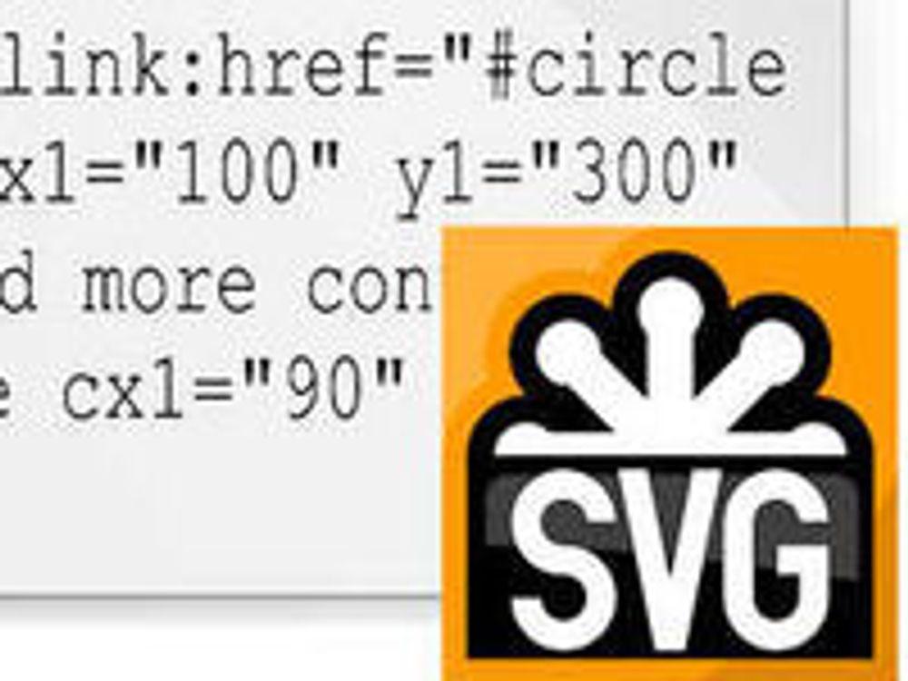 Utgir oppdatert standard for vektorgrafikk