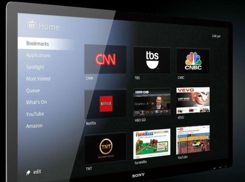 Google TV kan bli levert med Motorolas tv-bokser.
